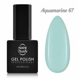 Ojă semipermanentă NANI 6 ml - Aquamarine