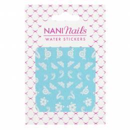 Stickere cu apă 3D NANI - 44