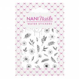 Stickere cu apă NANI - 69