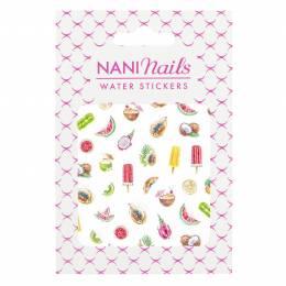 Stickere cu apă 3D NANI - 82