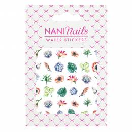 Stickere cu apă 3D NANI - 84