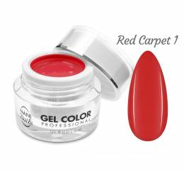Gel UV/LED NANI Professional 5 ml - Red Carpet