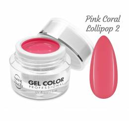 Gel UV/LED NANI Professional 5 ml - Pink Coral Lollipop