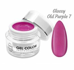 Gel UV/LED NANI Professional 5 ml - Glossy Old Purple