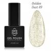 Ojă semipermanentă NANI 6 ml - Golden Dust