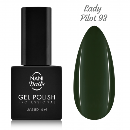Ojă semipermanentă NANI 6 ml - Lady Pilot