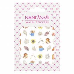 Stickere cu apă 3D NANI - 89