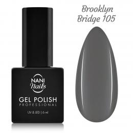 Ojă semipermanentă NANI 6 ml - Brooklyn Bridge