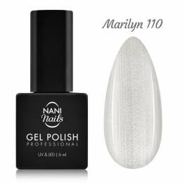 Ojă semipermanentă NANI 6 ml - Marilyn