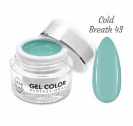 Gel UV/LED NANI Professional 5 ml - Cold Breath