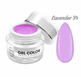 Gel UV/LED NANI Professional 5 ml - Lavender