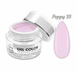Gel UV/LED NANI Professional 5 ml - Poppy