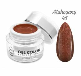 Gel UV/LED NANI Professional 5 ml - Mahogany