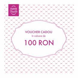 Voucher cadou în valoare de 100 RON