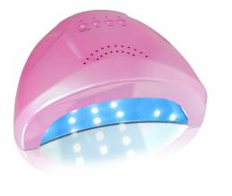 Lampă UV/LED NANI NL30 24/48 W - Holographic Pink