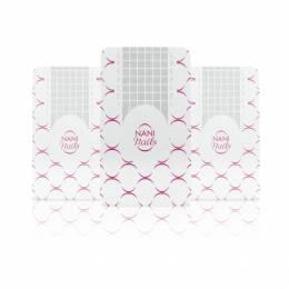 Șabloane NANI pentru unghii Classic, 100 ks