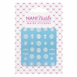 Stickere cu apă 3D NANI - 115