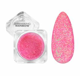 Pulbere glitter NANI Shimmering Rainbow - 1