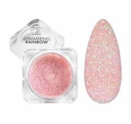 Pulbere glitter NANI Shimmering Rainbow - 6