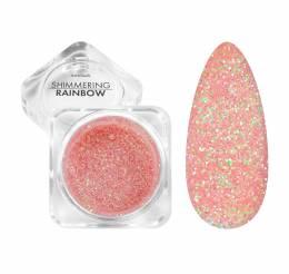 Pulbere glitter NANI Shimmering Rainbow - 7