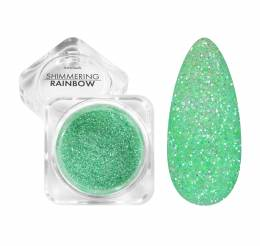 Pulbere glitter NANI Shimmering Rainbow - 8