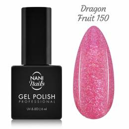 Ojă semipermanentă NANI 6 ml - Dragon Fruit