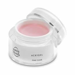 Gel acrilic NANI UV 15 ml - Pink Clear