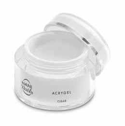 Gel acrilic NANI UV 50 ml - Clear