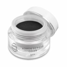 Pudră acrilică NANI 3,5 g - Black