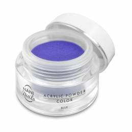 Pudră acrilică NANI 3,5 g - Blue