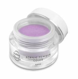 Pudră acrilică NANI 3,5 g - Purple