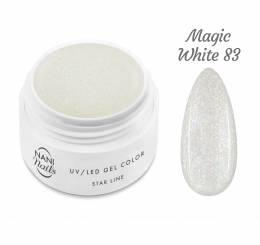 Gel UV NANI Star Line 5 ml - Magic White