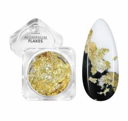 Decorare NANI Aluminium Flakes - Gold
