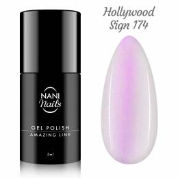 Oja semipermanenta NANI Amazing Line 5 ml - Hollywood Sign