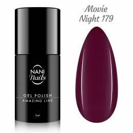 Oja semipermanenta NANI Amazing Line 5 ml - Movie Night