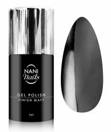 Oja semipermanentă NANI 5 ml - Finish Matt