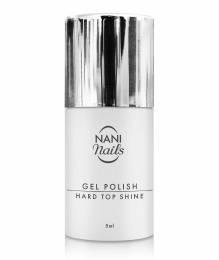 Ojă semipermanentă NANI 5 ml - Hard Top Shine