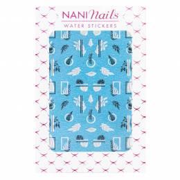 Stickere cu apă 3D NANI - 144