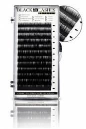 Permanentné riasy MIX, typ D - 0,15 x 8-16 mm