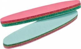 P.Shine pilník - Ružovo-zelený