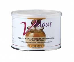 Arcocere depilačný vosk v plechovke 400 ml - Med