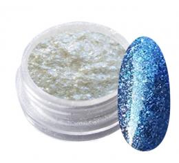 NANI leštiaci pigment Diamond Glitter - Blue