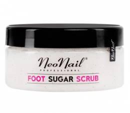 NeoNail cukrový peeling na nohy 300 ml