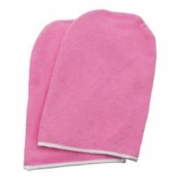 NANI froté parafínové rukavice Premium - Ružová