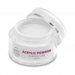 NANI akrylový púder 30 g - White