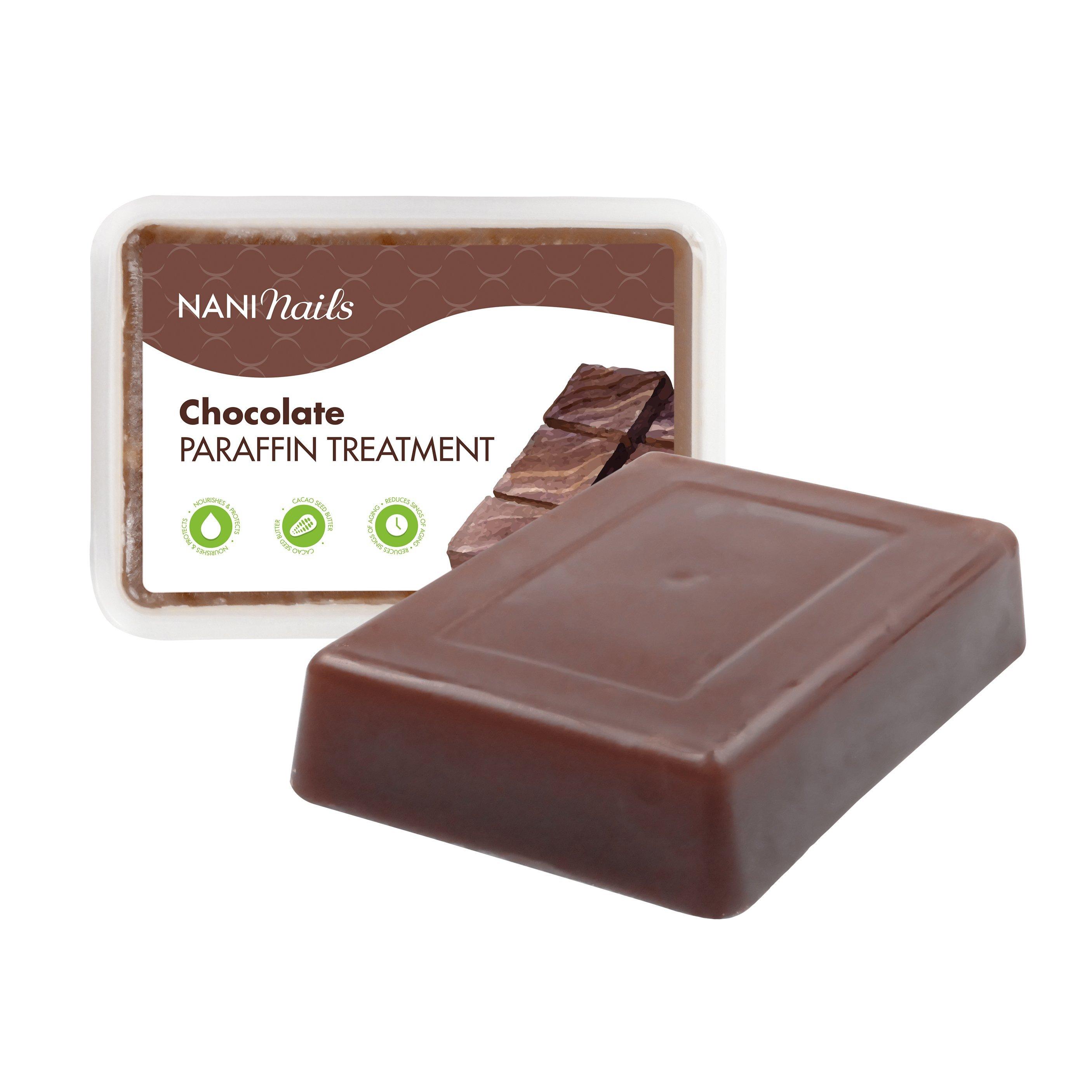 NANI kozmetický parafín 500 g - Chocolate