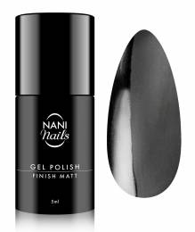 NANI gél lak 5 ml - Finish Matt