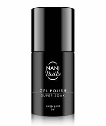 NANI gél lak Super Soak 5 ml - Hard Base