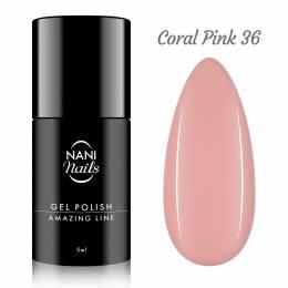NANI gél lak Amazing Line 5 ml - Coral Pink