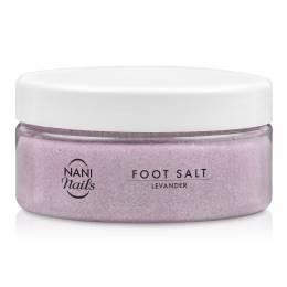 NANI soľ na nohy Nappa 400 g - Levanduľa